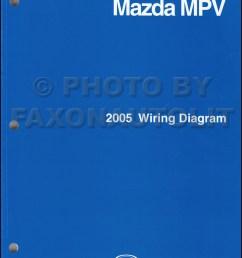 1995 mazda mpv wiring diagram [ 800 x 1034 Pixel ]