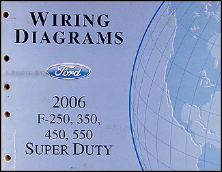ford super duty radio wiring diagram a switched outlet f450 data 2006 f 250 thru 550 manual original gt