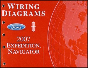 2007 Ford Expedition Lincoln Navigator Wiring Diagram