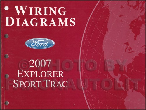 small resolution of 2007 ford explorer sport trac wiring diagram manual original rh faxonautoliterature com 2007 ford explorer wiring