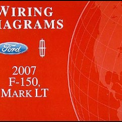 2010 Ford F150 Factory Stereo Wiring Diagram High Level Network Example 2007 Great Installation Of F 150 Lincoln Mark Lt Manual Original Rh Faxonautoliterature Com