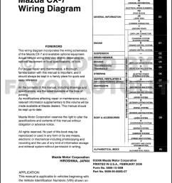 2007 mazda cx 7 wiring diagram manual original mazda cx 7 audio wiring diagram [ 1000 x 1316 Pixel ]