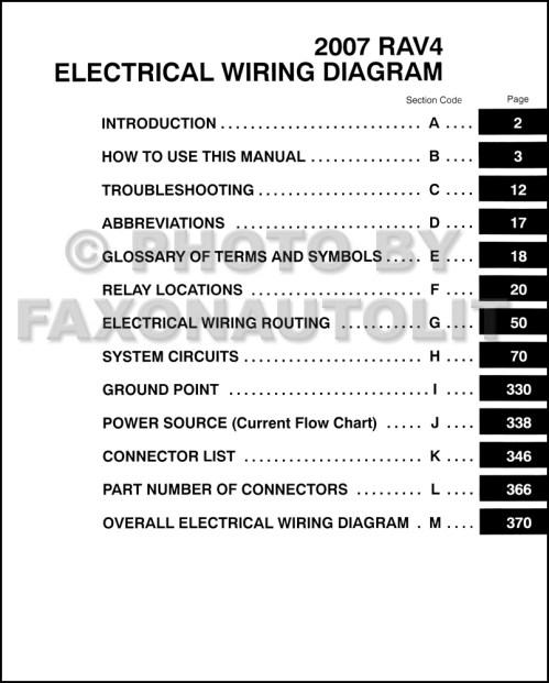 small resolution of 2010 rav4 wiring diagram