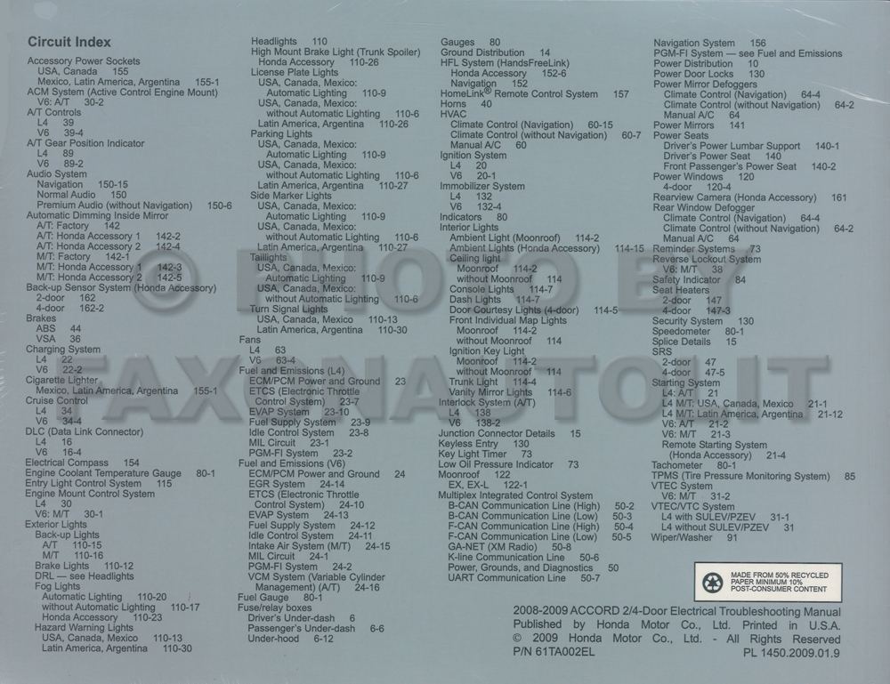 Excursion Wiring Diagram Manual Electrical Schematic Book Original Oem