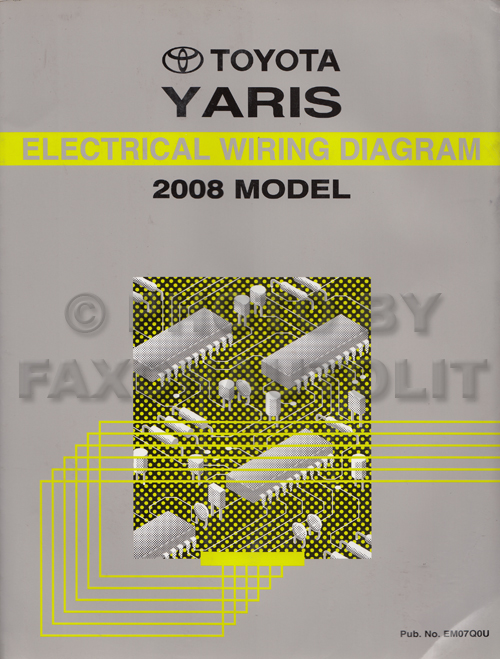 Toyota Schematic Diagrams
