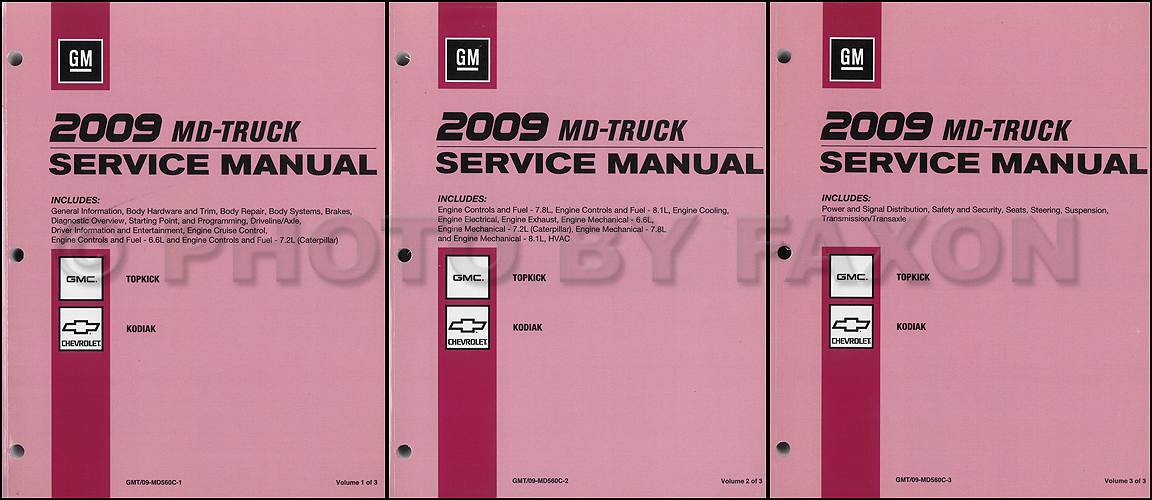 1995 Gmc Topkick Wiring Diagram