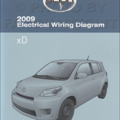 Scion Xb Stereo Wiring Diagram Bt Telephone Master Socket Diagrams 2009 Tc Image Best Library Xd Data Lights Manual