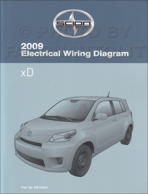 small resolution of 2009 scion xd wiring diagram manual original mini cooper diagram 2009 scion xd wiring diagram