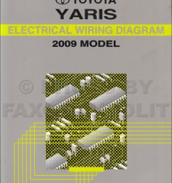 2009 toyota yaris wiring diagram manual original gmc yukon xl wiring diagram toyota yaris electrical wiring [ 1000 x 1312 Pixel ]