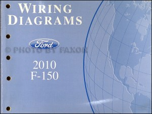 2010 Ford F150 Wiring Diagram Manual Original