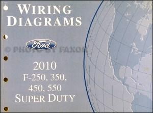 2010 Ford FSuper Duty F250 F350 F450 F550 Repair Shop