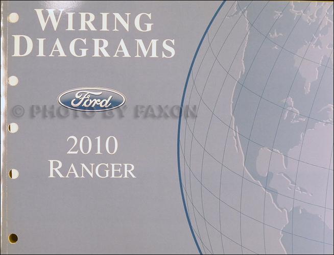 2010 ford ranger wiring diagram control for single phase motor manual original