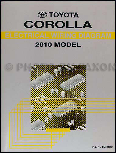 Corolla Wiring Diagram 2005
