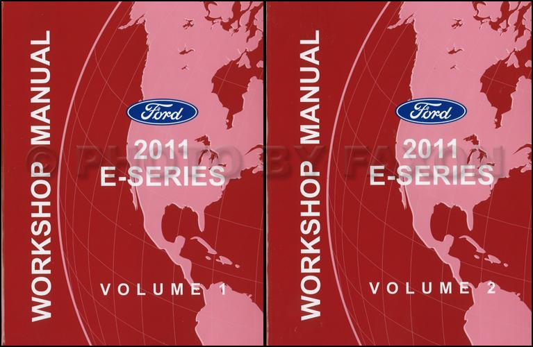 Ford Econoline Wiring Diagram Manual Original Van E150 E250 E350 E450