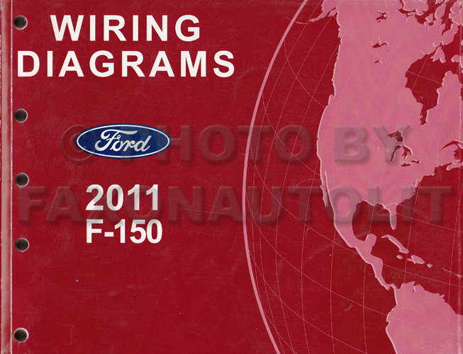 ford wiring diagrams f150 7 pin utility trailer diagram with brakes 2011 f 150 manual original