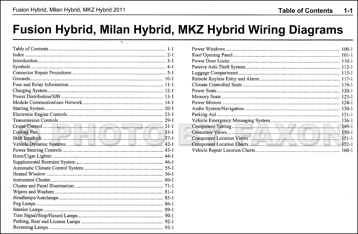 hight resolution of 20112011 mercury milan fuse box