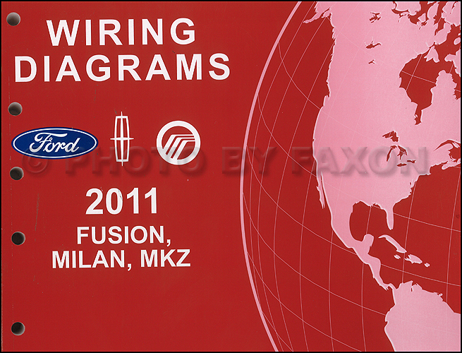 2011 Ford Crown Victoria Wiring Diagram