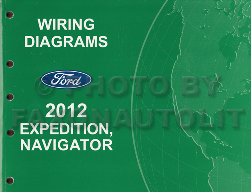 ford expedition wiring diagram single pole switch wire light 2012 lincoln navigator manual original