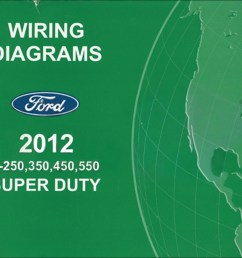 2012 ford f 250 thru 550 super duty wiring diagram manual original ford f350 tail light wiring diagram ford f 350 wiring diagrams [ 1328 x 1020 Pixel ]