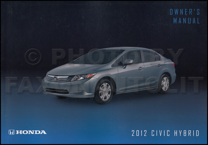 20032004 Honda Civic Hybrid Electrical Troubleshooting Manual Orig