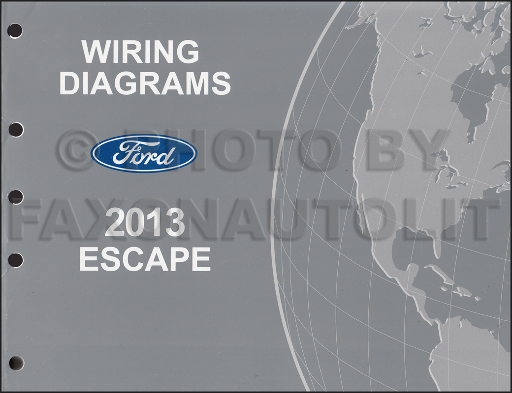 hight resolution of ford escape wiring wiring diagram used 2013 ford escape wiring diagram manual original ford escape wiring