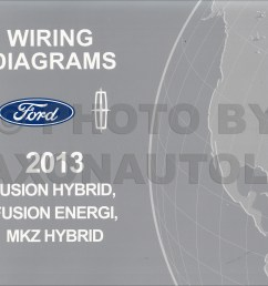 2013 ford fusion energi lincoln mkz hybrid wiring diagram manual original [ 3252 x 2475 Pixel ]