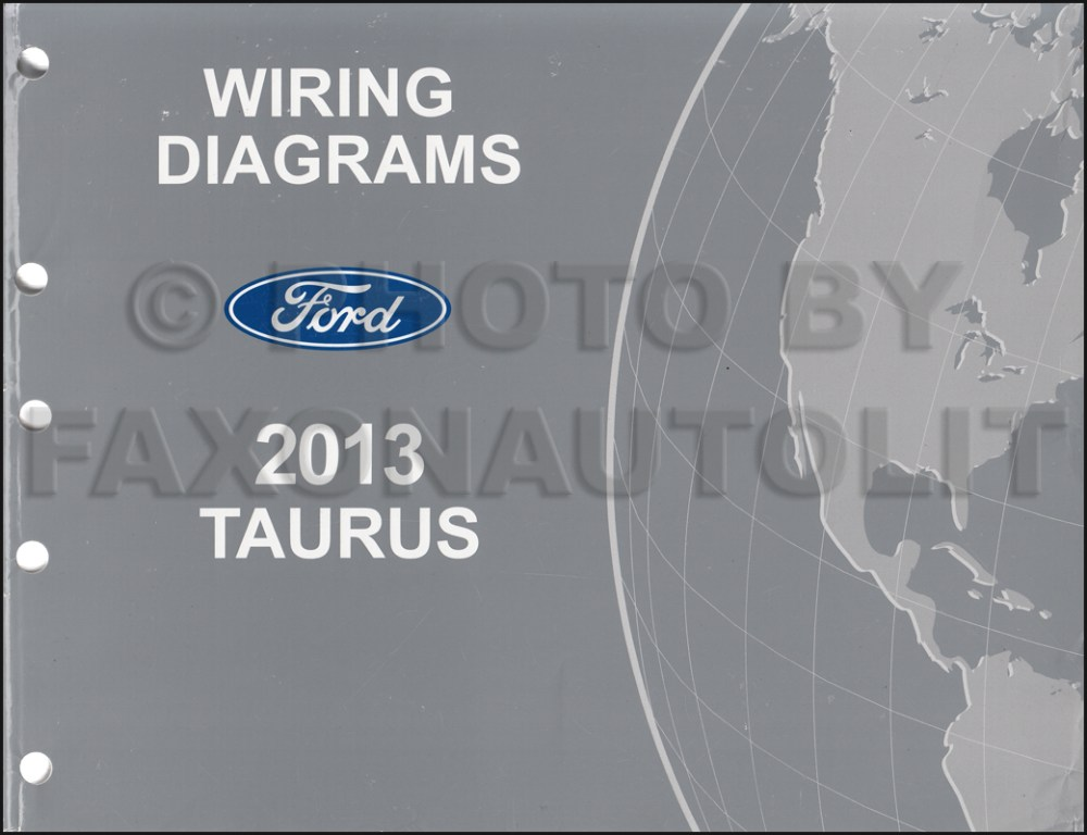 medium resolution of 2013 ford tauru wiring diagram