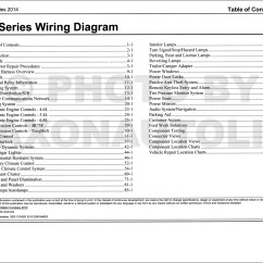 Ford Econoline Wiring Diagram 1997 F150 Trailer 2014 Manual Original Van