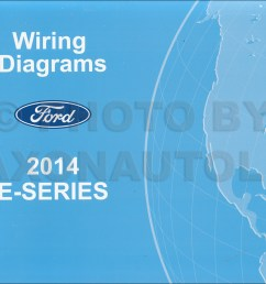2014 ford econoline wiring diagram manual original van e150 e250 e350 e450 [ 1312 x 1000 Pixel ]
