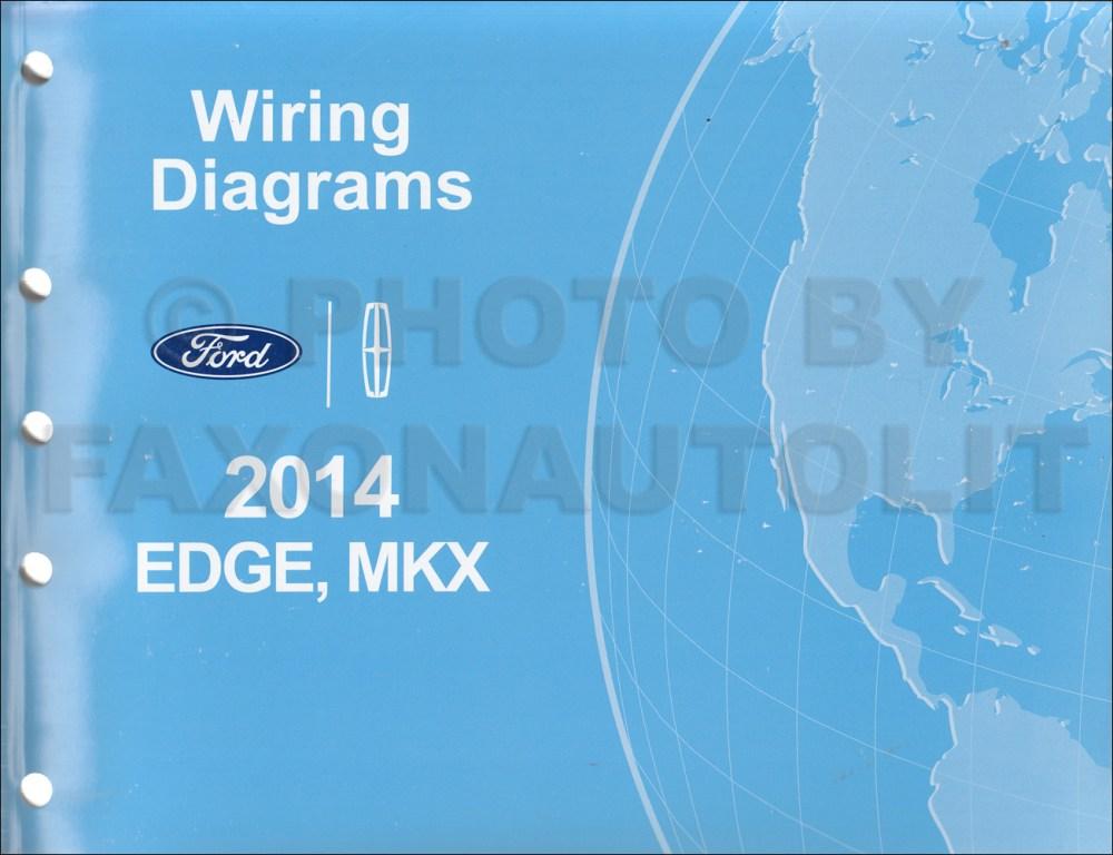 medium resolution of 2014 ford edge lincoln mkx wiring diagram manual original 2007 ford edge fuse panel diagram 2014 ford edge wiring diagram