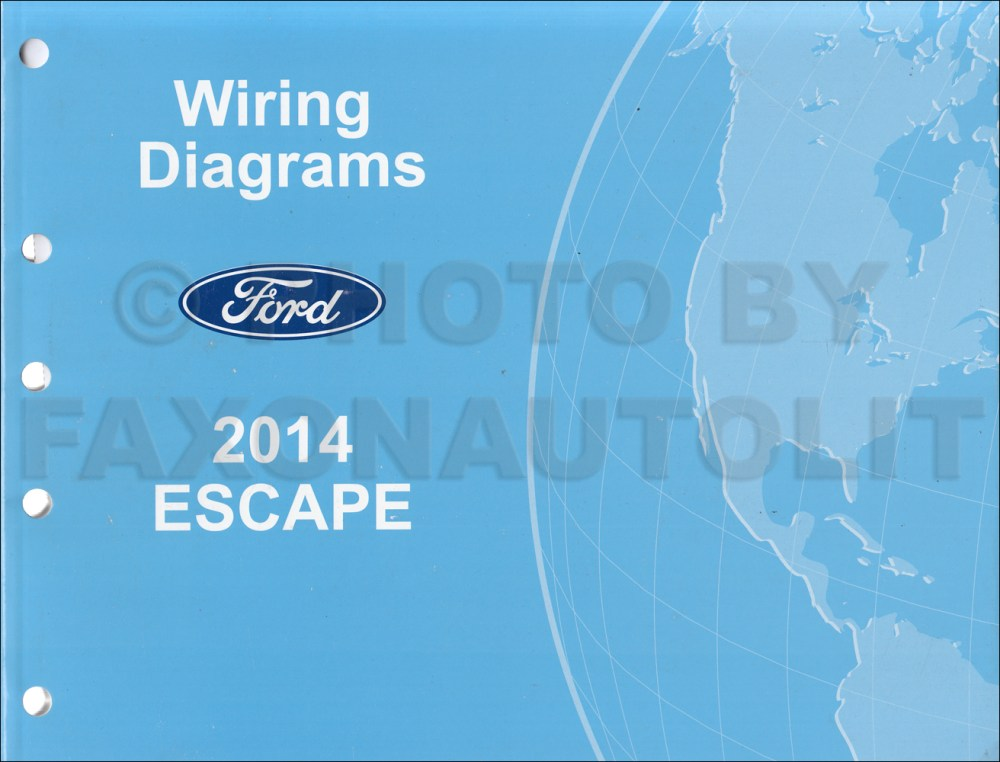 medium resolution of 2014 ford escape wiring diagram manual original ford escape pcm wiring ford escape wiring