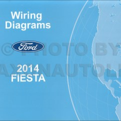 Wiring Diagram For Ford Fiesta 1996 Nissan Hardbody Radio 2014 Manual Original