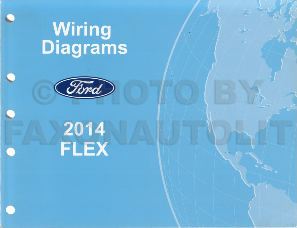 medium resolution of 2014 ford flex wiring diagram manual original wiring diagram ford flex