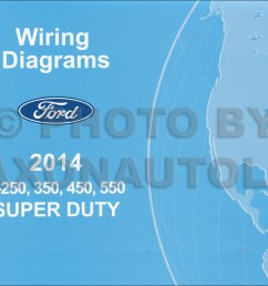 2014 ford f 250 thru 550 super duty wiring diagram manual original [ 1041 x 800 Pixel ]