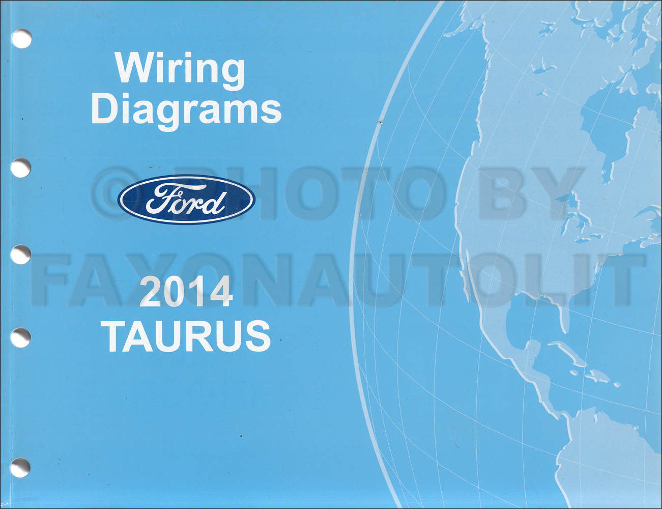 hight resolution of 2013 tauru sho wiring diagram