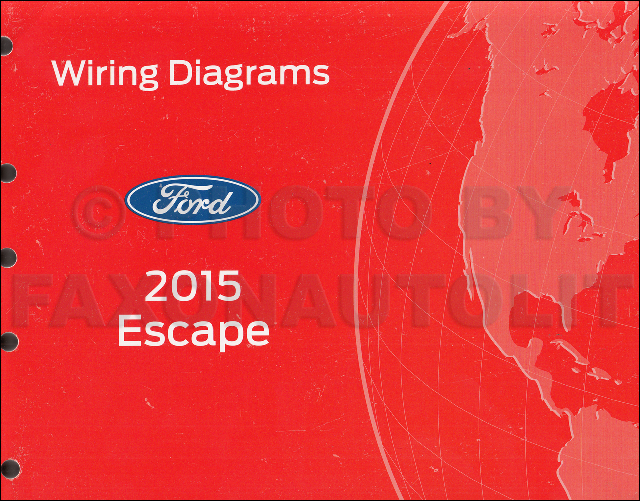 hight resolution of 2015 ford escape wiring diagram
