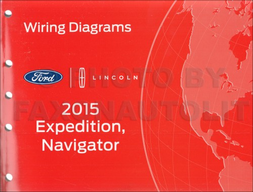 small resolution of 2015 ford expedition lincoln navigator wiring diagram manual original 2015 ford expedition wiring diagram 2015 ford expedition wiring diagram