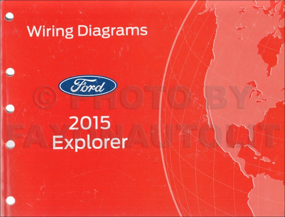 medium resolution of wiring diagram ford explorer
