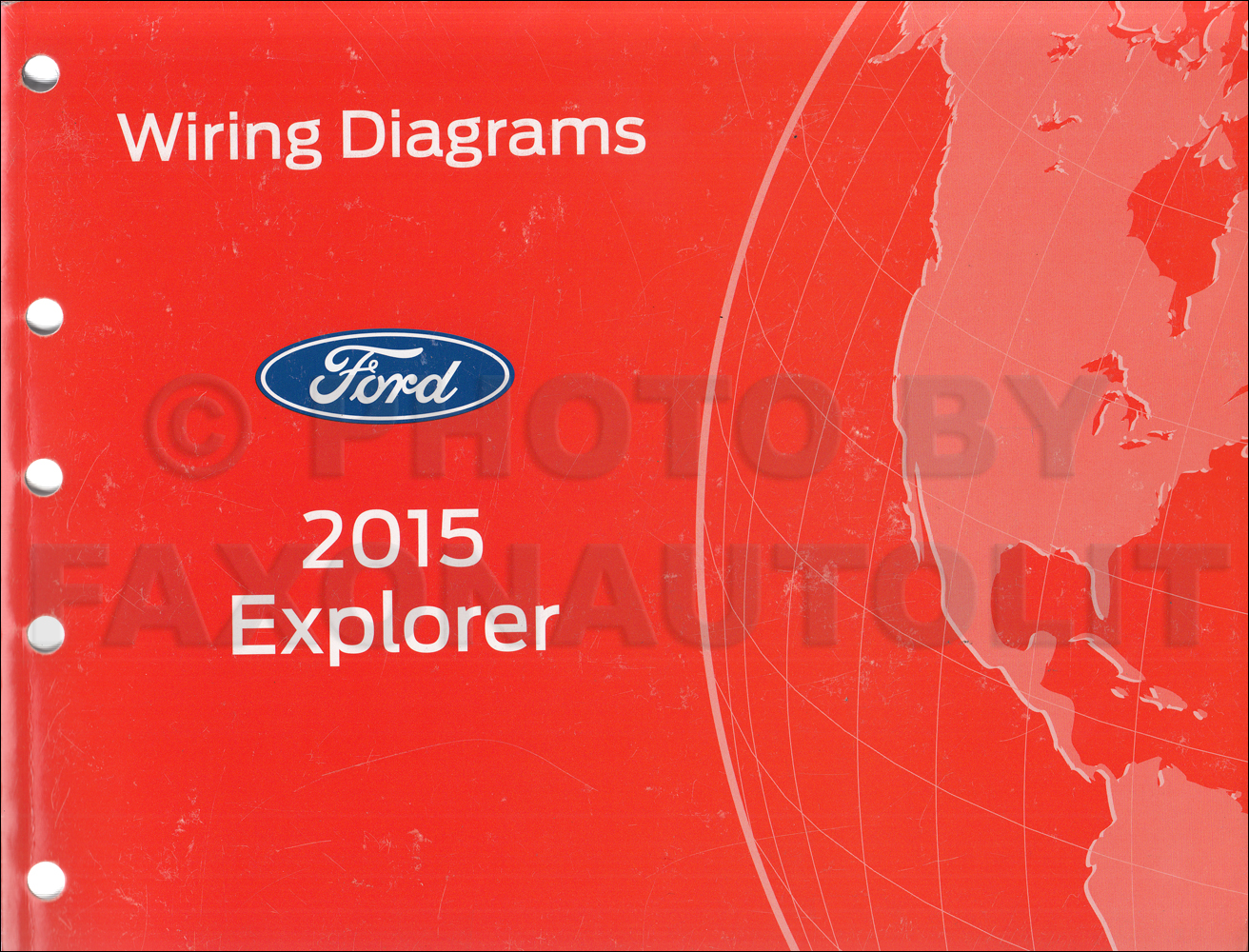 hight resolution of 2015 ford explorer wiring diagram