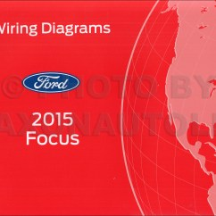 Wiring Diagram For Ford Fiesta 1991 Mustang Alternator 2015 Focus Manual Original
