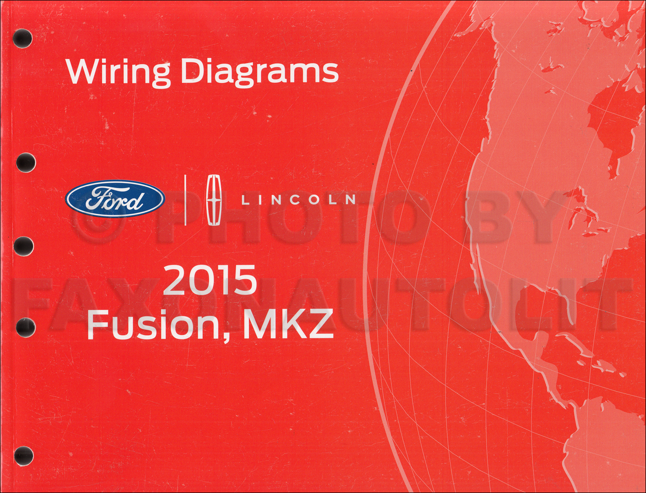 hight resolution of 2015 ford fusion lincoln mkz wiring diagram manual original wiring diagrams 2016 lincoln mkz