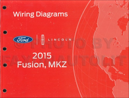 small resolution of 2015 ford fusion wiring diagram