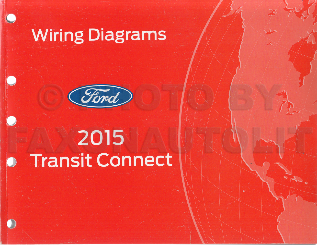 ford transit wiring diagram 1991 toyota 4runner stereo 2015 connect manual original