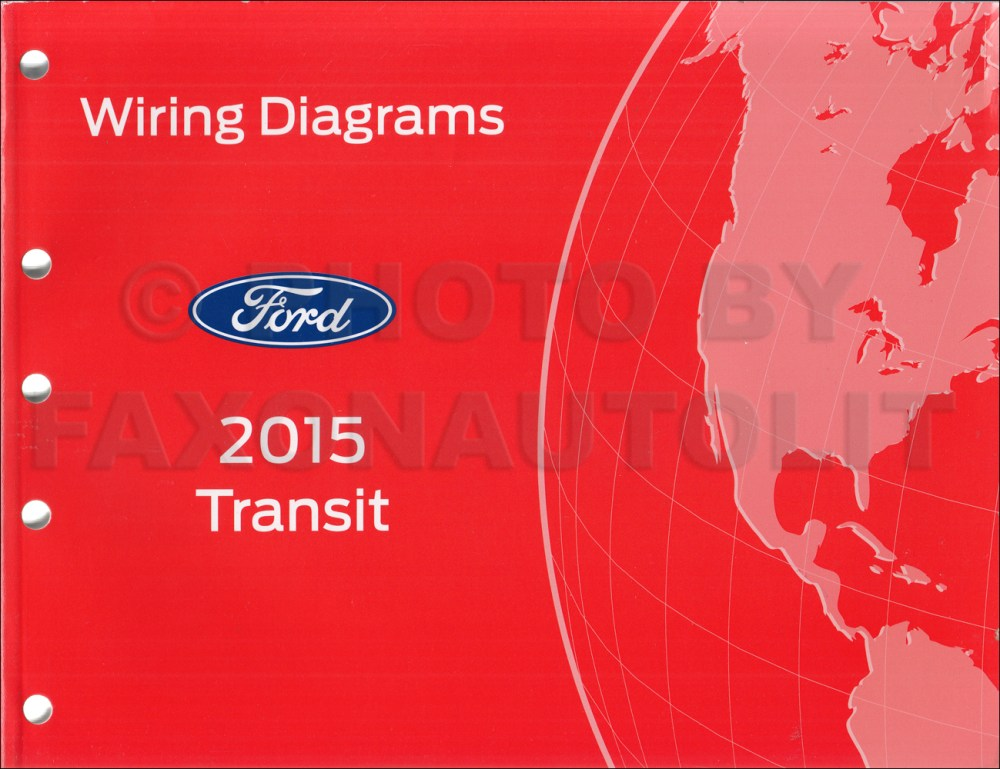 medium resolution of ford van wiring diagram