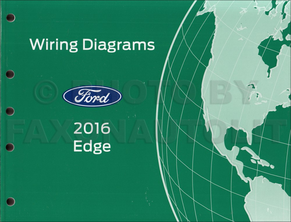 medium resolution of ford edge engine wire diagram