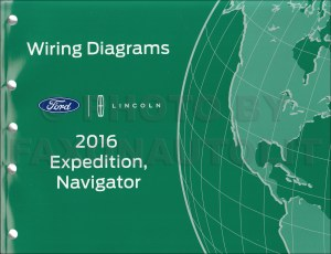 2016 Ford Expedition Lincoln Navigator Wiring Diagram