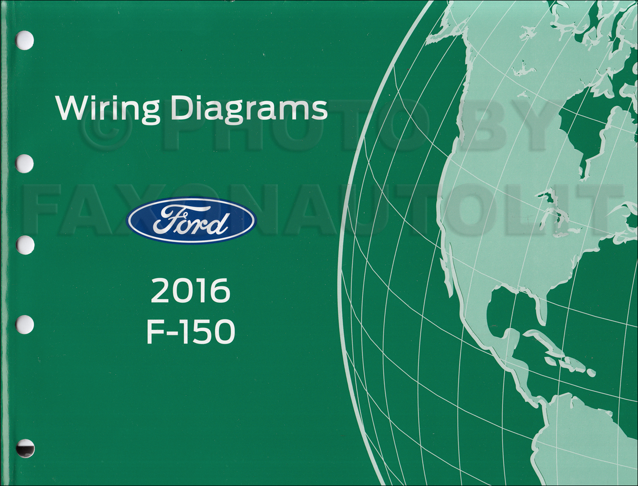 2016 ford f150 wiring diagram manual original bmw e61 radio f 150