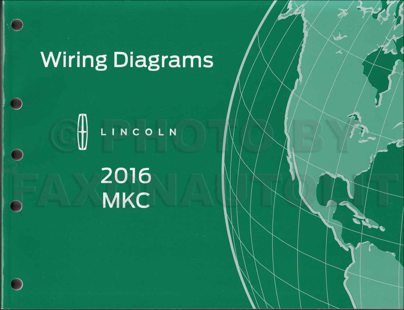hight resolution of 2016 lincoln mkc wiring diagram manual original