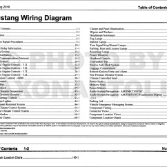 2016 Ford F150 Wiring Diagram Manual Original Single Phase House Hindi Mustang Drivetrain Auto Parts