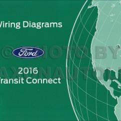 Ford Transit Wiring Diagram Faucet Stem 2016 Connect Manual Original